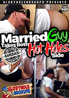 Married Guy Takes Both Hot Holes Side