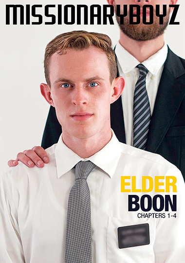 Elder Boon Chapters 1-4 Cover Front