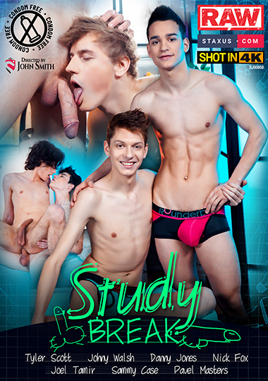 Study Break (Staxus) Cover Front