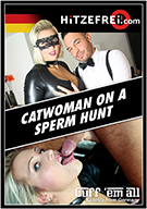 Catwoman On A Sperm Hunt