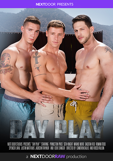 Day Play Cover Front
