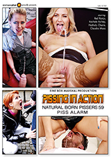 Pissing In Action: Natural Born Pissers 59