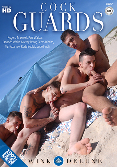 Cock Guards Cover Front