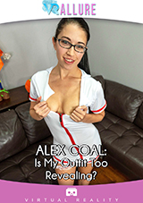 Alex Coal: Is My Outfit Too Revealing