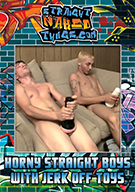 Horny Straight Boys With Jerk Off Toys