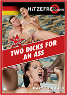 Two Dicks For An Ass