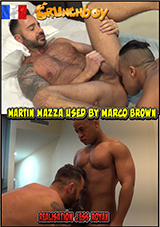 Martin Mazza Used By Marco Brown
