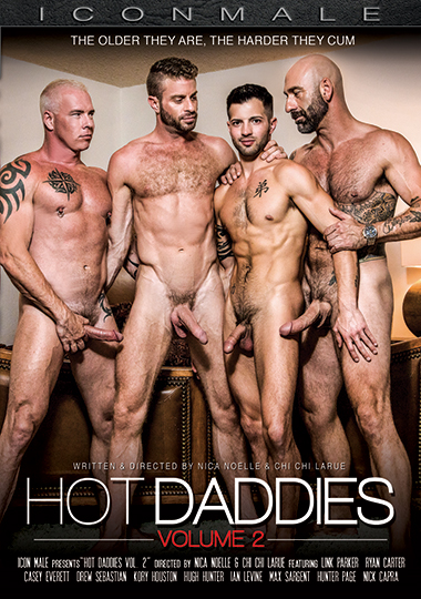 Hot Daddies 2 Cover Front