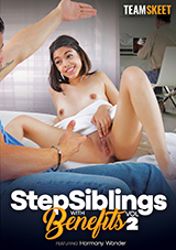 Step Siblings With Benefits 2