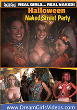 Halloween Naked Street Party
