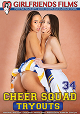 Cheer Squad Tryouts 34