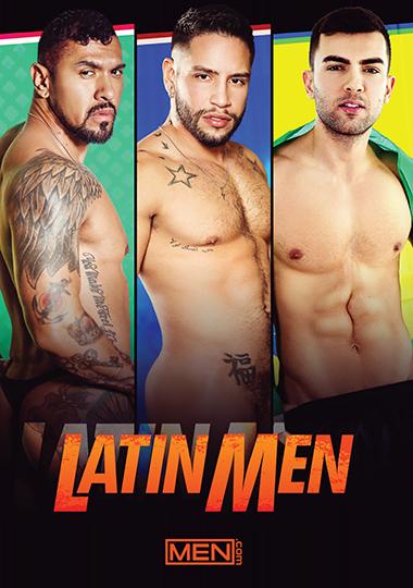 Latin Men (MEN) Cover Front