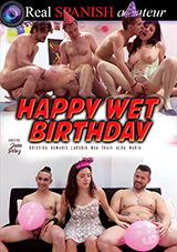 Happy Wet Birthday