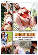 Pissing In Action: Natural Born Pissers 63
