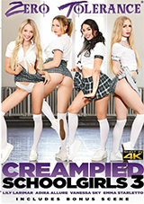 Creampied School Girls 3