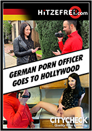 German Porn Officer Goes To Hollywood