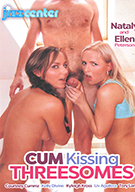 Cum Kissing Threesomes