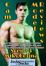 Cam Model Reviews: Scene 3: Miky Colina