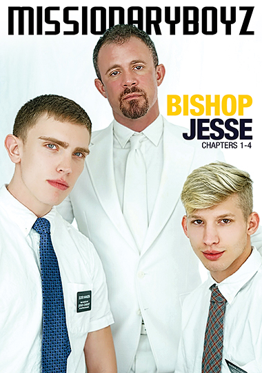 Bishop Jesse Chapters 1-4 Cover Front