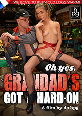 Oh Yes, Grandad's Got A Hard-On