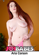Redhead Teen Aria Carson Gives Stepdad JOI To Get Her Way