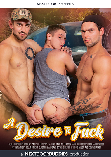 A Desire to Fuck Cover Front