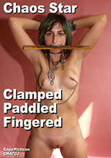 Chaos Star - Clamped Paddled Fingered