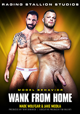 Model Behavior: Wank From Home