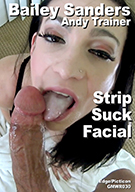 Bailey Sanders - Strip Suck Facial