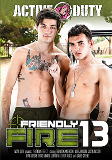 Friendly Fire 13