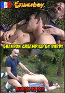 Brandon Creampied By Daddy