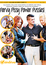 Golden Shower Power 15: Pervy Pissy Power Pussies