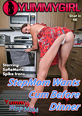 StepMom Wants Cum Before Dinner