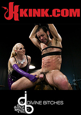 Svelte Blonde Delirious Hunter Punishes And Fucks Buttslut Slave
