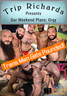 Our Weekend Plans: Orgy