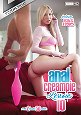Anal Creampie Lessons 10