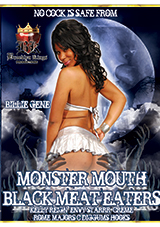 Monster Mouth Black Meat Eaters