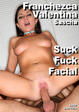 Franchezca Valentina, And Sascha - Suck Fuck Facial