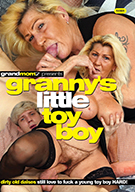 Granny's Little Toy Boy