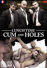 Lunch Time Cum And Holes
