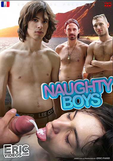 Naughty Boys (EricVideos) Cover Front