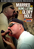 Married And Hung Latino At The Gloryhole