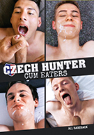 Czech Hunter: Cum Eaters