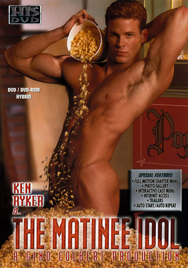 The Matinee Idol Cover Front