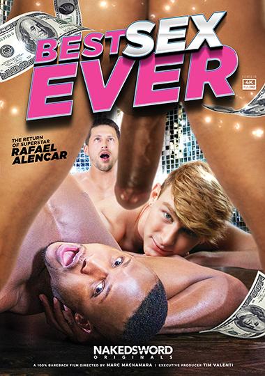 Best Sex Ever (NakedSword) Cover Front