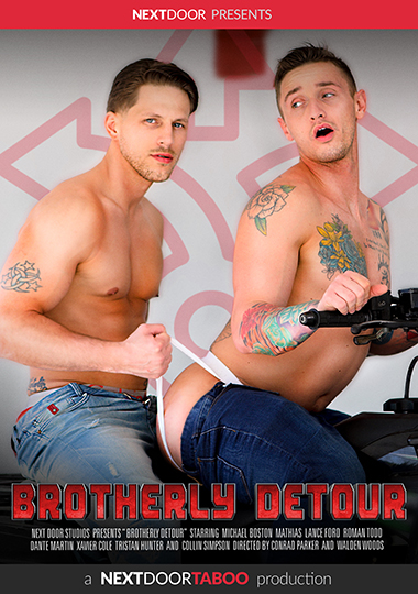 Brotherly Detour Cover Front