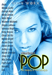 Pop:  The Beauty of the Blowjob cover