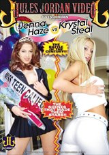 Jenna Haze vs Krystal Steal