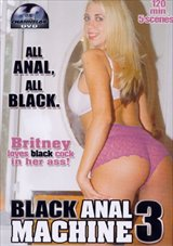 Black Anal Machine 3