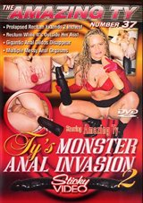 The Amazing Ty 37:  Ty's Monster Anal Invasion 2